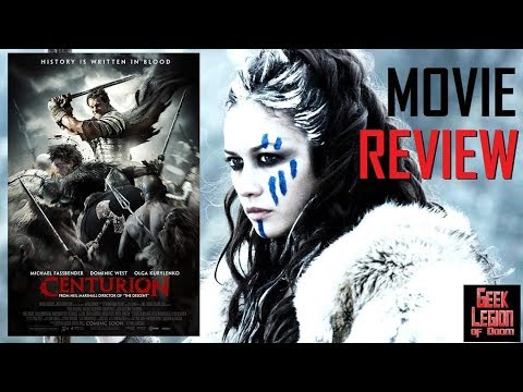 CENTURION ( 2010 Michael Fassbender ) Roman Historic Fantasy Movie Review
