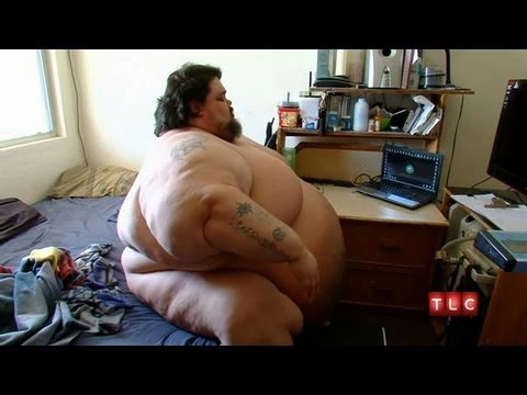 Ricky Gets Weighed | 900 Pound Man: Race Against Time