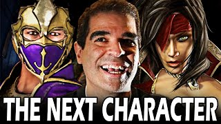 Ed Boon Clues Confirm the Next Character for Mortal Kombat 11!