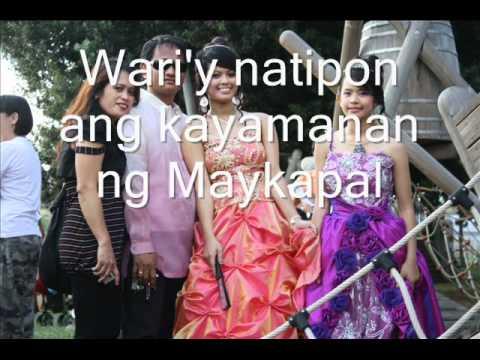 Ako Ay Pilipino Lyrics by Kuh Ledesma - Lyrics On Demand