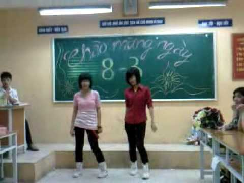 Oh! - SNSD (Vietnamese Students cover dance)