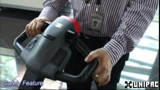 Bishamon Power Hand Pallet Truck thumbnail