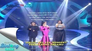 "karaoke Massal Vina Panduwinata - Regina - Yuka "" Aku Makin Cinta "" - Perang Bintang Idola (2/10) Mp3"