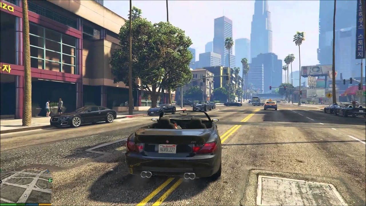 Gta 5 Extreme Graphics Mod Enhancement Enb YouTube