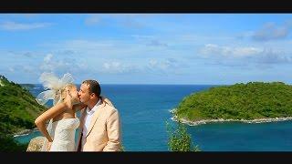 Свадьба в Тайланде - Лучшее видео