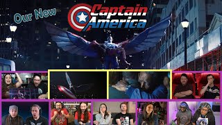 "Various Reactions to ""The Captain America"" in FATWS Season Finale 