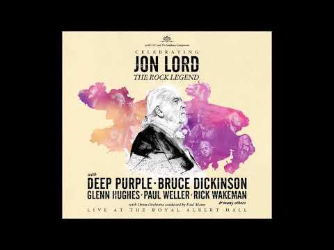 Celebrating Jon Lord - The Rock Legend: Live At The Royal Albert Hall