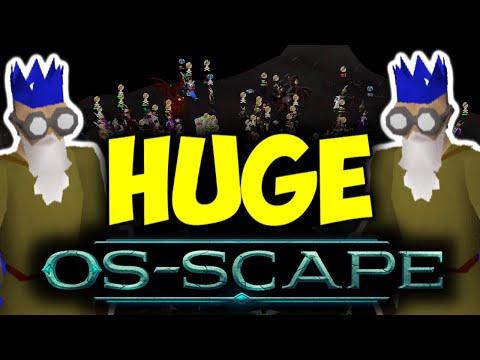 The Return of Os-Scape RSPS! BEST OSRS PVP RSPS! (HUGE GIVEAWAY)