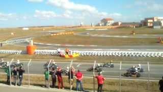 Подборка стартов KZ-2 с Кубка России по картингу 2015