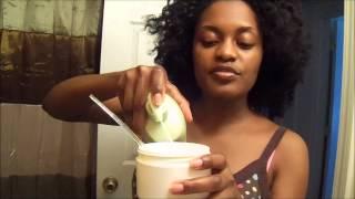Homemade DC: Revisiting Yogurt on natural hair Thumbnail