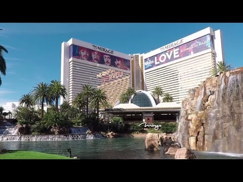 Mirage Hotel & Casino | November 2017 | Mirage Las Vegas | The Beatles Love | Mirage Casino |  slots
