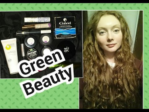 Green/Natural Beauty: Why I Went Green