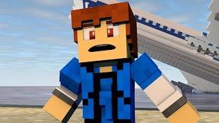 Minecraft Stranded - THE BATTLE  !? (Minecraft Roleplay)