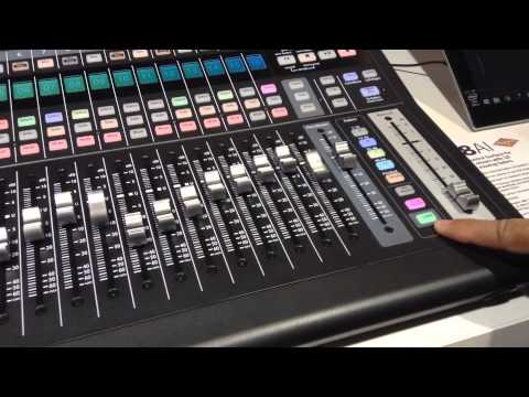 X Touch Universal Control Surface Doovi