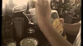 Earl Grey Martini By Khun Berdy