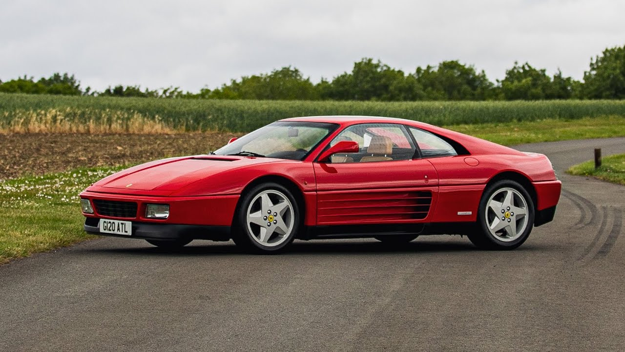 Lot 621 1990 Ferrari 348tb Pre Production Youtube