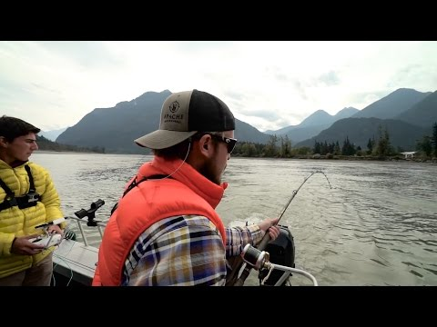 Going After River Monsters in Canada