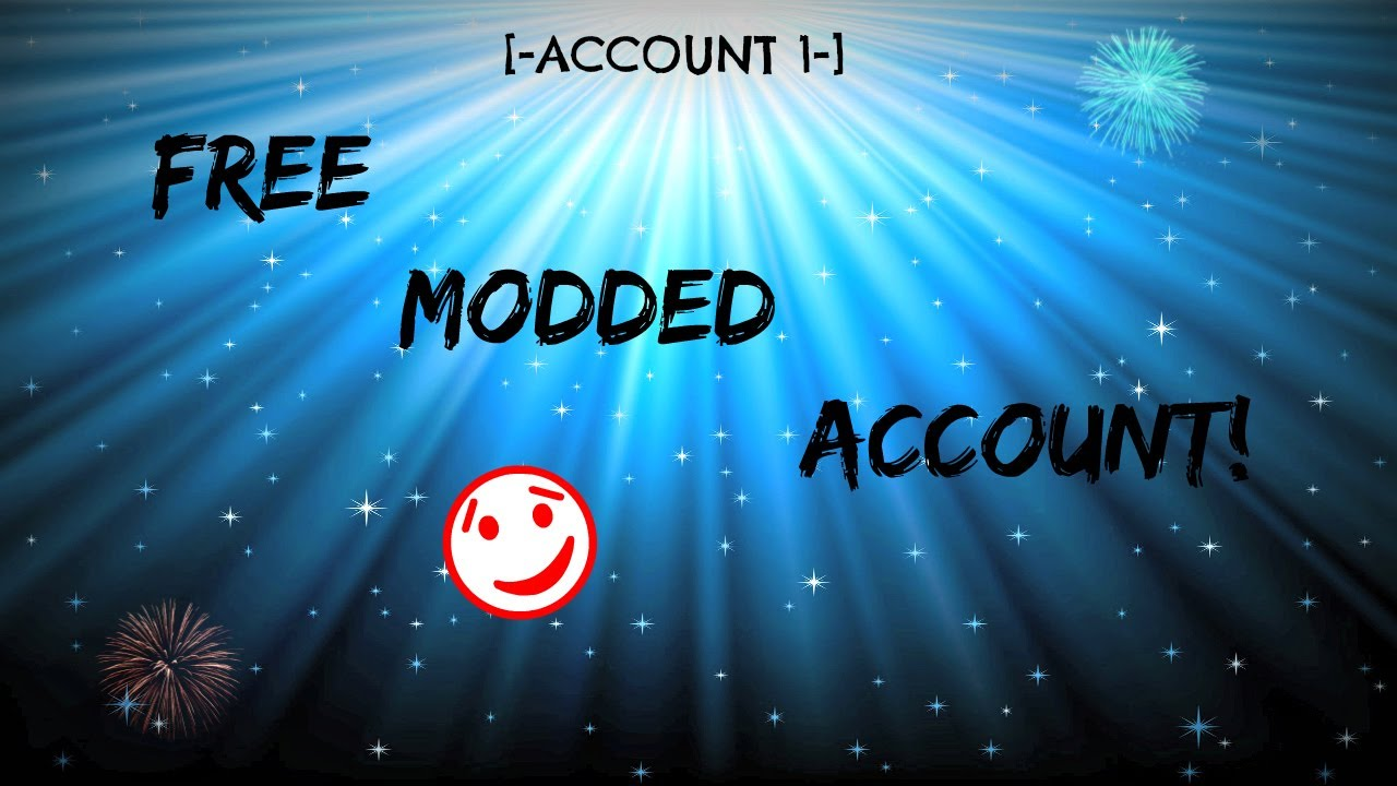Free modded PS3 Account [1]