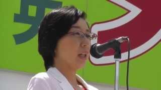 5月1日、第85回岡山県メーデーが岡山市の旭川河川敷で開かれ、日本...