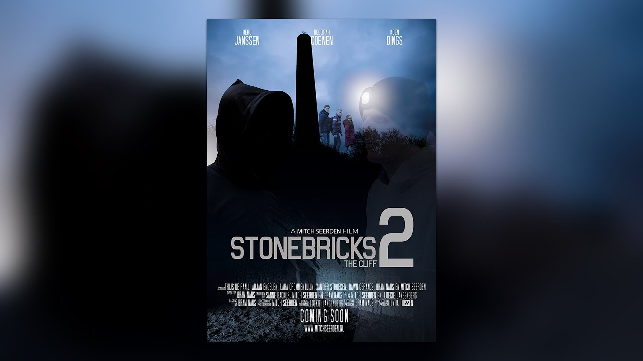 STONEBRICKS 2 - THE CLIFF [OFFICIAL MOVIE]