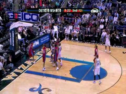 Pistons vs. Wizards