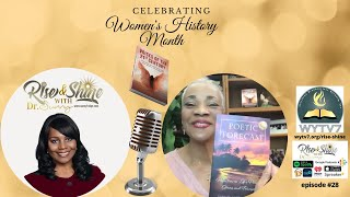 Rise & Shine interview with best-selling author/poet Zan Johns on #WhatMatters!