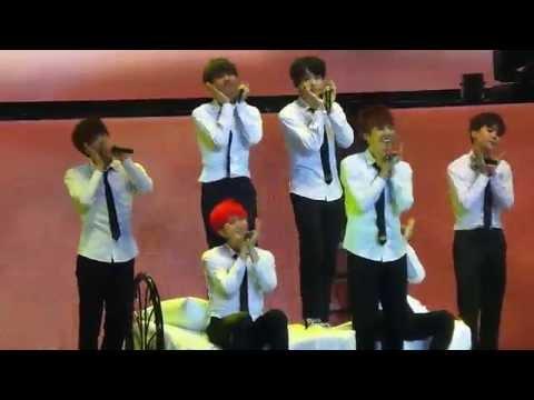 BTS (Bangtan Boys) 방탄소년단 - Blanket Kick (The Red Bullet Manila)