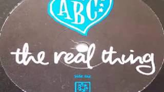 ABC ‎– The Real Thing (Frankie Knuckles Dub Mix)