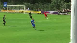 Het groen zwart van FC Dalfsen tegen PEC Zwolle