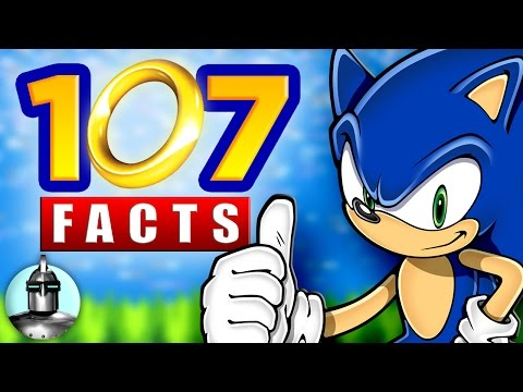 107 Sonic Facts YOU Should Know! | The Leaderboard