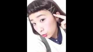 女子動画ならC CHANNEL http://www.cchan.tv 綺麗になめこ感のあるヘア...