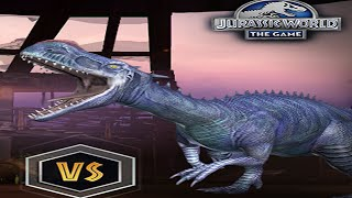 Jurassic World™ The Game - New Update Battle Ground - Weeken Event Victory