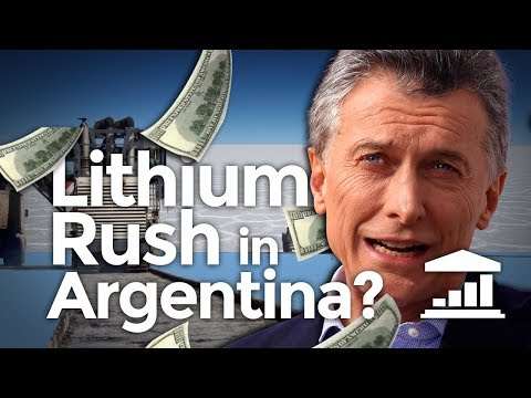 Can ARGENTINA lead the RACE for LITHIUM? - VisualPolitik EN