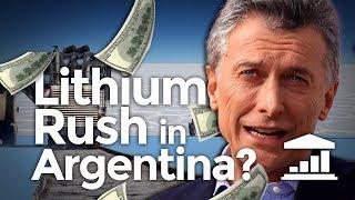 Can ARGENTINA lead the RACE for LITHIUM? - VisualPolitik EN