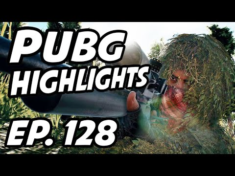 PUBG Daily Highlights | Ep. 128 | LIRIK, DrDisRespectLIVE, TimTheTatman, summit1g, Grimmmz, Chad
