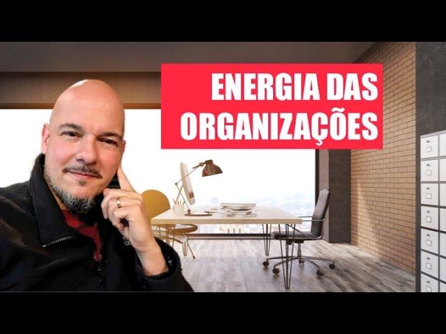 Energia das organizações