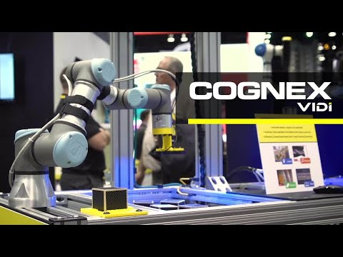 Cognex ViDi Deep Learning for Factory Automation - Trade