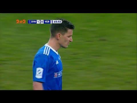 Динамо - Верес. Филигранная техника Вербича