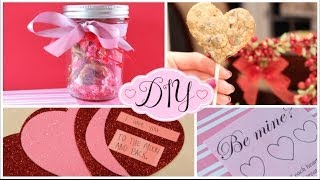 DIY Valentine's Day Gifts & Treats! Thumbnail