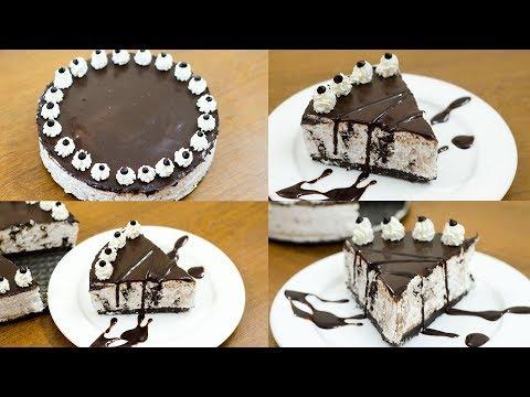 Easy oreo cheesecake no bake
