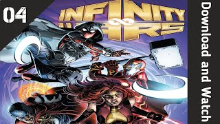 Marvel's Infinity Wars New Comic Book (2018) #4 | Free Download and Watch | Little Android |