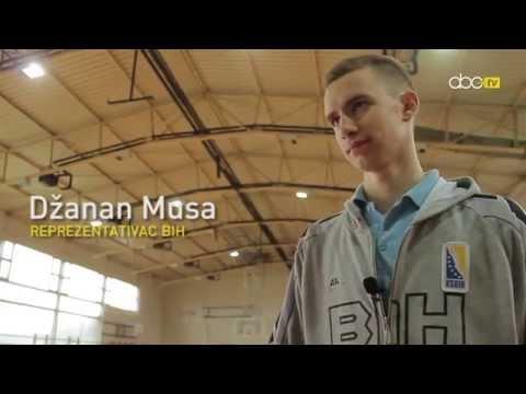 Džanan Musa - Košarkaški dijamant iz grada na Uni (ABC.ba)