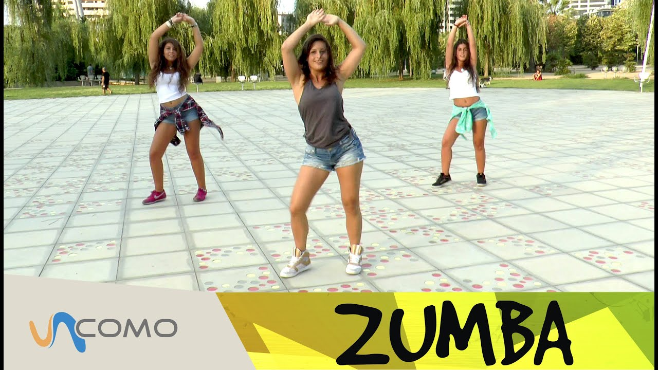 931e0f7412 Bailar zumba paso a paso - YouTube