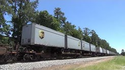 Trains in Jacksonville, FL Part 1 FEC.