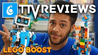 TTV Reviews - LEGO BOOST - The Creative Toolbox 17101