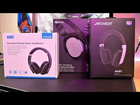 Top 3 Bluetooth Headphones Under $100