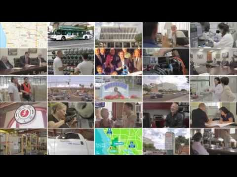 Torrance CA Video presented at the 2015 State of the City Event