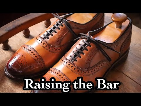 BAR LACING: MY FAVORITE METHOD OF LACING MY SHOES + MY FAVORITE KNOT