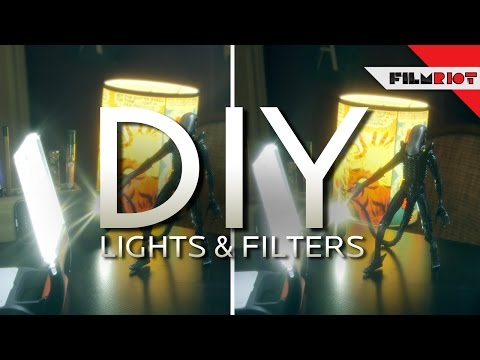 DIY Lights & Lens Filters