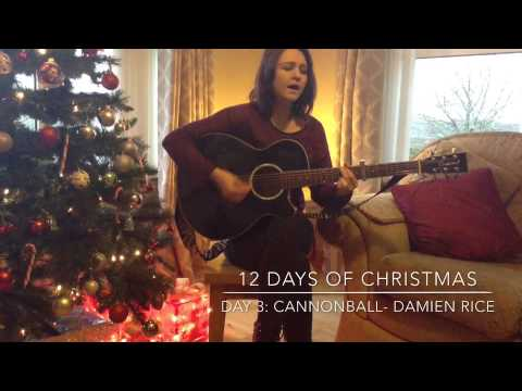 Day 3- Cannonball By Damien Rice